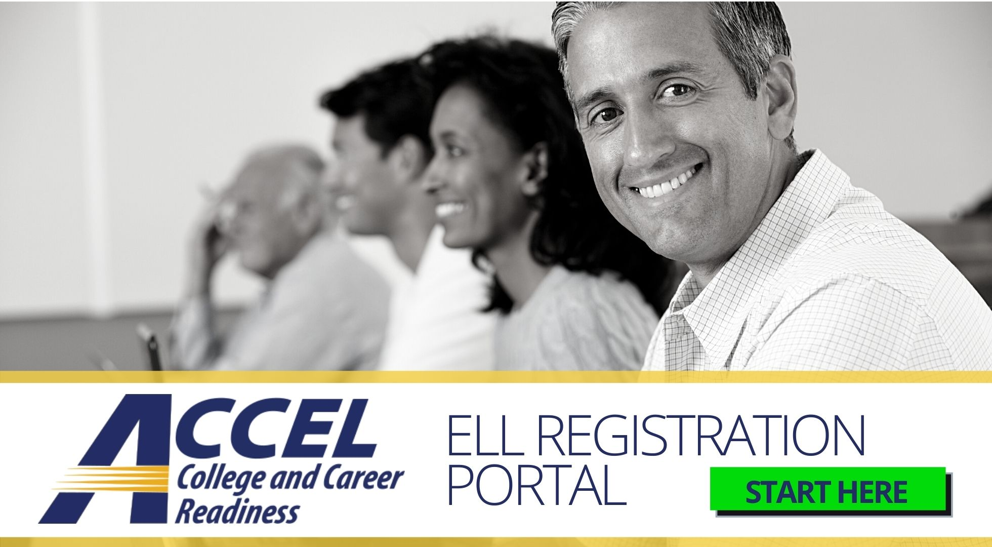 ELL Registration Portal